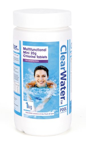 clearwater-1kg-multifunction-mini-tablets-white-7cm