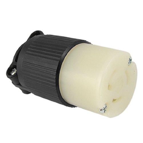 Nema L5-15R Ac 125V 15A Straight Blade Twist Lock Female Connector