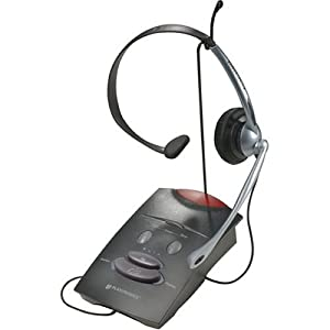Plantronics TELEPHONE HEADSET SYSTEM ( S11 )