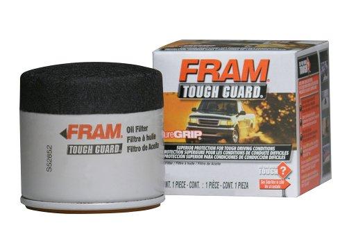 Fram TG3600 Tough Guard Passenger Car Spin-On Oil Filter, Pack of 1