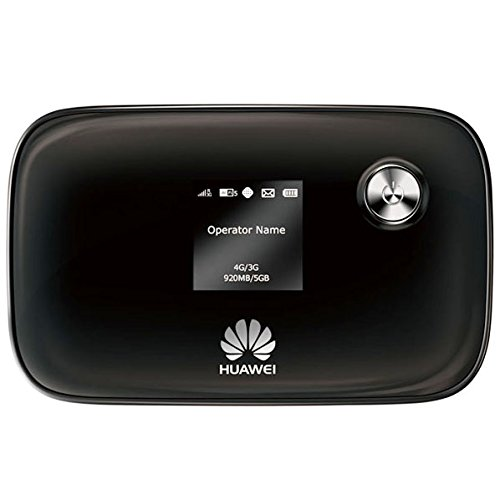 Huawei E5776 Unlock 150 Mbps Cat 4 4G Lte & 42 Mbps 3G Mobile Wifi Hotspot Pocket Wireless Supports 10 Simultaneous Devices (3G & 4G Lte In Europe, Asia, Middle East, Africa