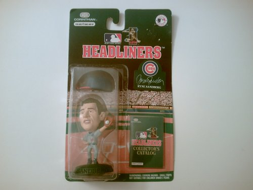 "Buy Low Price Corinthian Headliners MLB – ""Ryne Sandberg"" (HOF) 1996 Edition Figure (B000EP8MAG)"