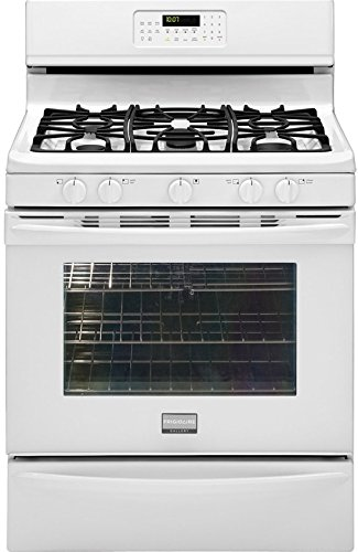 Frigidaire-FGGF3058RW30-White-Gas-Sealed-Burner-Range-Convection