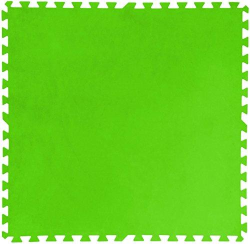 Bestway Tappettino prottivo per piscina, colore verde