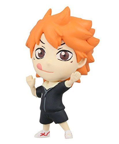 Haikyuu!! Deformed Mini Figure Series Vol. 2 Keychain with Stand - Hinata Shouyou - 1