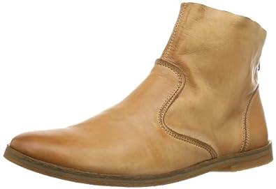 Kickers Roxannabis, Boots femme - Marron, 37 EU
