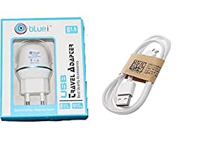 1.5 Amp Fast Charging Adaptor and One Cable for Samsung Z2 PHONES