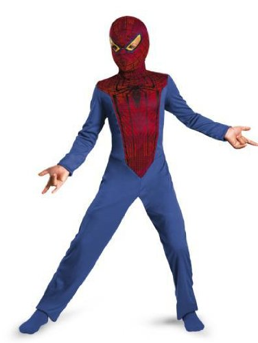 Marvel's The Amazing Spider-Man Basic Child Costume, Small (4-6)