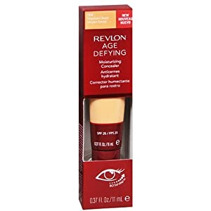Revlon Age Defying Moisturizing Concealer-medium Deep 004
