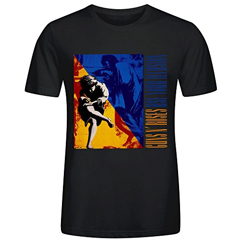 Men's Guns N' Roses Use Your Illusion T-shirt - M to XXXL