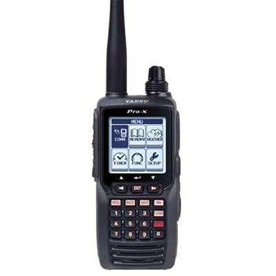 Yaesu FTA550 Handheld VHF Transceiver from Yaesu