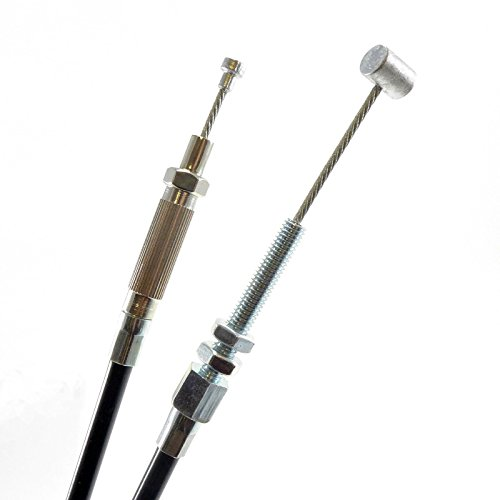 PUCH Moped Rear Brake Cable MAXI SPORT LUXE E50 Cobra NEW (Puch Moped Parts compare prices)