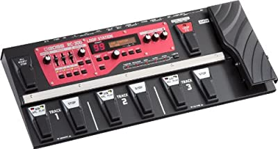BOSS RC-300 LOOP STATION Electric guitar effects Loopers