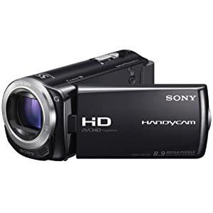 Sony HDRCX250 Camescopes a memoire Flash Port SD-Memory