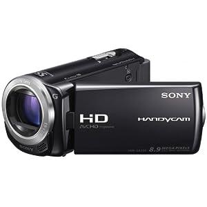 Sony HDR-CX250EB Full-HD Camcorder (7,5 cm (3 Zoll) LCD-Display, 30x opt. Zoom, 8 Megapixel, 29mm Weitwinkel, bildstabilisiert) iAUTO schwarz