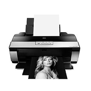 Epson Stylus Photo R2880 - Imprimante - couleur - jet d'encre - Super A3/B, Roll (33 cm) - 5760 ppp x 1440 ppp - capacité : 120 feuilles - USB, USB pour impression directe