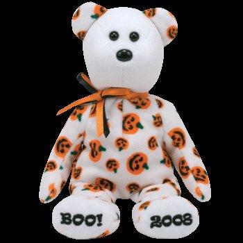 Ty Beanie Babies Carvers - Bear (Hallmark Exclusive)