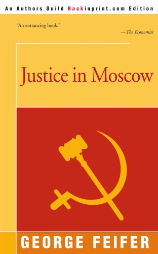 Justice in Moscow