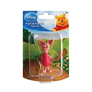 Beverly Hills Teddy Bear Company Disney Piglet Toy Figure