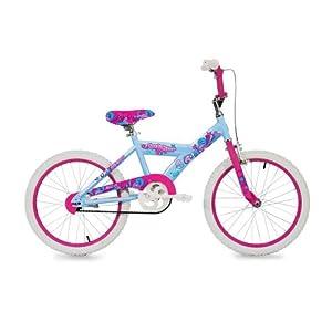 Kent Lucky Star Girls Bike (20-Inch Wheels), Blue/Pink by Kent