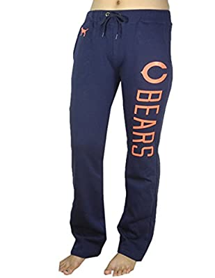 Pink Victoria's Secret NFL Chicago Bears Womens Pajama Pants
