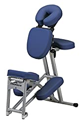 Stronglite Ergo Pro II Massage Chair Package, Royal Blue