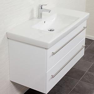 waschbecken 100 cm angebote auf waterige. Black Bedroom Furniture Sets. Home Design Ideas
