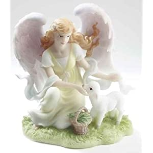 "Seraphim Angel Figurine - Sara ""Faithful Promise"" - 5.5"""
