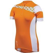 Pearl Izumi W Launch Jersey (Medium, Safety Orange)