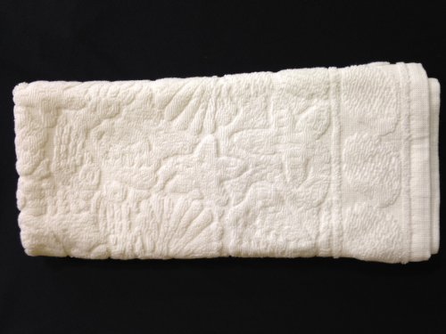 e8a445f665 Espalma Imperial Stars and Shells Hand Towel White Pack Great Chance ...