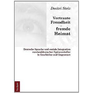 Vertraute Fremdheit   fremde Heimat cover