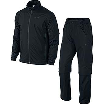 (ナイキゴルフ)NIKE Golf STORM-FIT コンバーチブルレインスーツ 617866 010 ブラック/アンスラサイト/アンスラサイト/(ブラック) 2XL