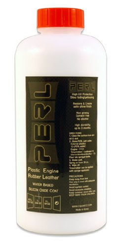 CarPro PERL Coat Plastic & Rubber Protectant 1