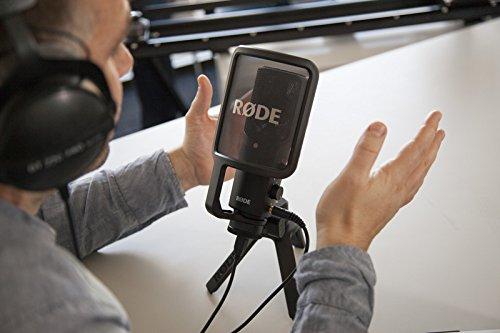 Rode NTUSB USB-Kondensatormikrofon - 11