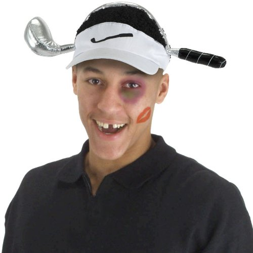 Tiger Woods Halloween Costume