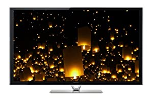 Panasonic TC-P55VT60 55-Inch 1080p 600Hz 3D Smart Plasma HDTV (Includes 2 Pairs of 3D Active Glasses and Built-in Camera)