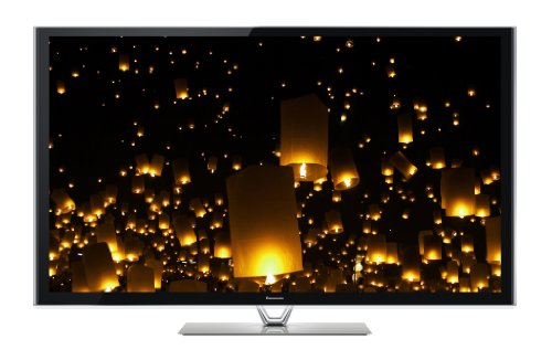 Panasonic TC-P60VT60 60-Inch 1080p 600Hz 3D Smart