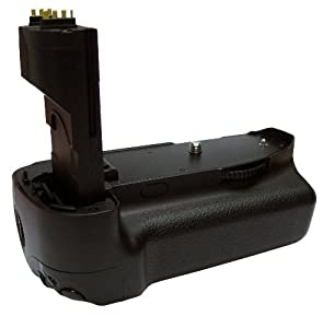 Hahnel HC-7D Battery Grip for Canon EOS 7D Replacement with Built-in Remote Control