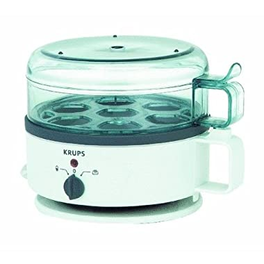 Krups F23070511 Egg Express Egg Cooker