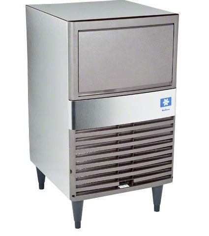 Manitowoc Qm-45A - 95 Lb Air-Cooled Dice Cube Undercounter Ice Machine