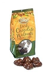 Sconza Dark Chocolate Walnuts, 5.0-Ounce