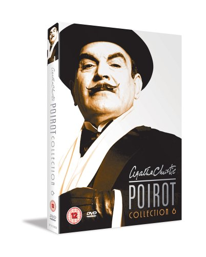 Agatha Christie's Poirot - Collection 6 [DVD]