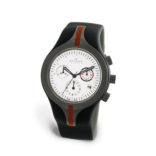 Skagen Men's Team CSC Titanium Chronograph Watch #721XLTMRW - Buy Skagen Men's Team CSC Titanium Chronograph Watch #721XLTMRW - Purchase Skagen Men's Team CSC Titanium Chronograph Watch #721XLTMRW (Skagen, Jewelry, Categories, Watches, Men's Watches, By Movement, Swiss Quartz)