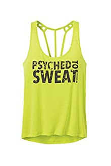 Psyched to Sweat Tank - KOS USA