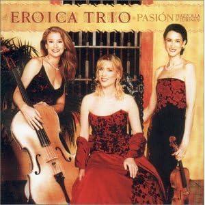 Eroica Trio cover
