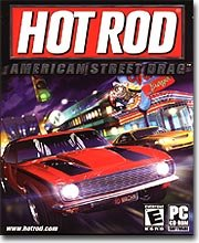 Hot Rod: American Street Drag (Jewel Case) -