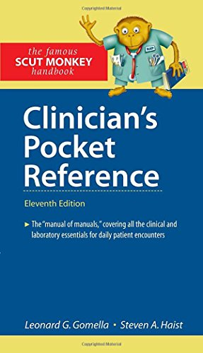 Mon premier blog clinicians pocket reference fandeluxe