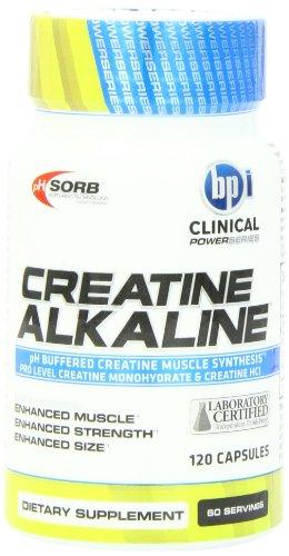 Supplément BPI Sport Herbal minérale, créatine