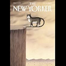 The New Yorker, October 5, 2009 (John Cassidy, George Saunders, Zev Borrow) Periodical by John Cassidy, George Saunders, Zev Borrow Narrated by  uncredited