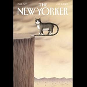 The New Yorker, October 5, 2009 (John Cassidy, George Saunders, Zev Borrow) | [The New Yorker]
